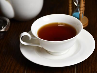 紅茶教室の淹れたて紅茶