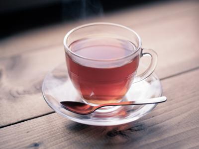 オンライン体験レッスン(紅茶に触れる)の淹れたて紅茶