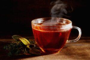紅茶に含まれる主成分と効果