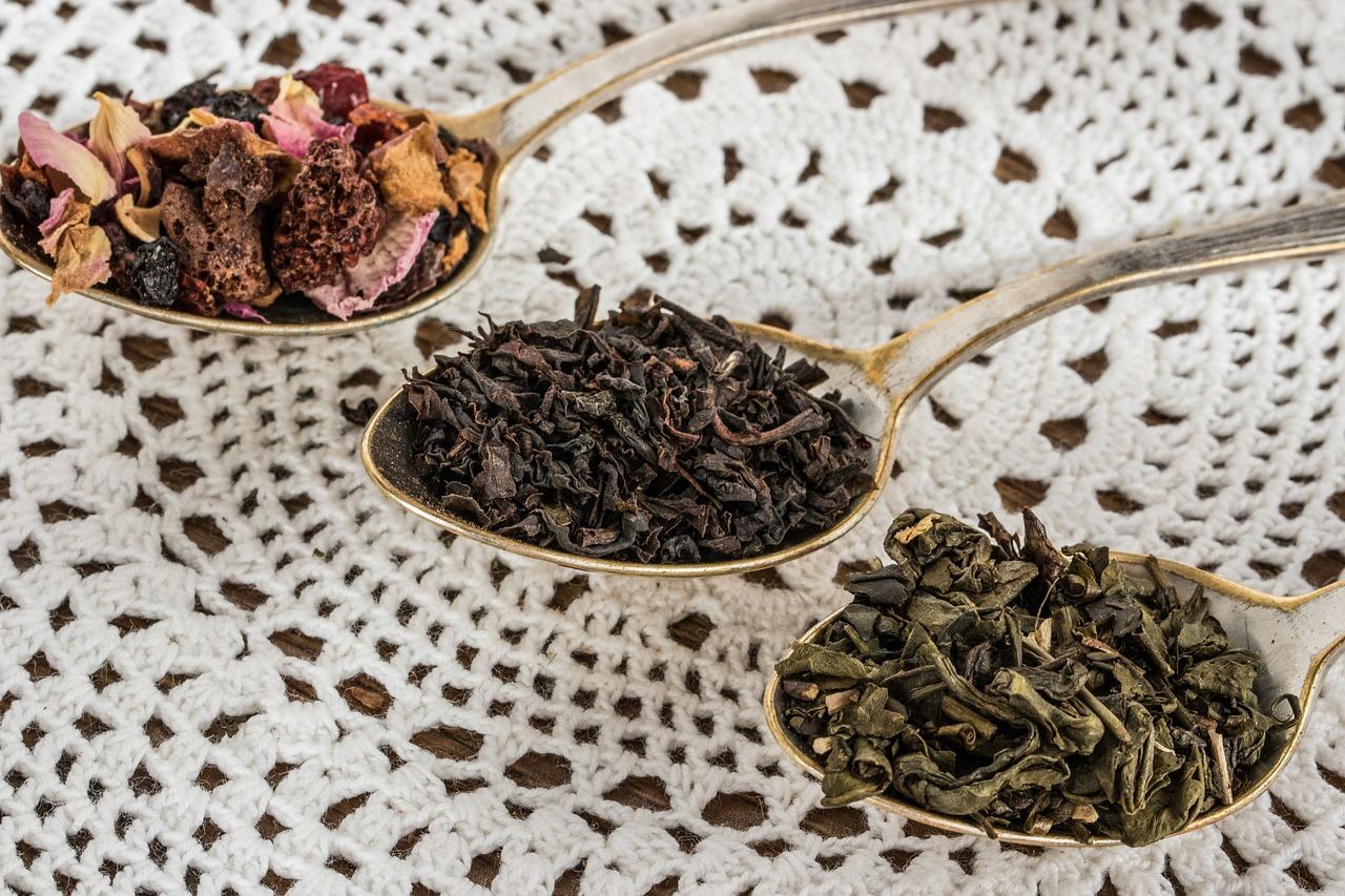 紅茶に含まれている成分と効果|紅茶豆知識