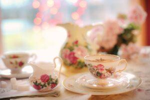 紅茶を楽しむことを忘れずに