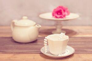 ティーウエアで紅茶の楽しみ方が変わります