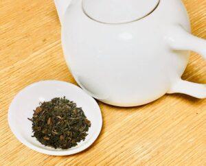 お茶の種類による効能の違い
